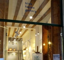 BLUE FRAME GALLERY