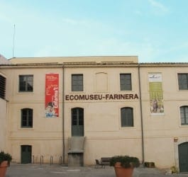 Ecomuseu Farinera de Castello d'Empuries