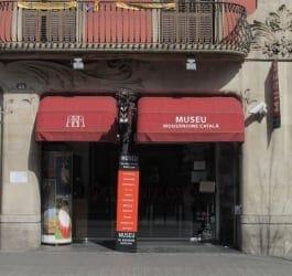 Museu del Modernisme Barcelona
