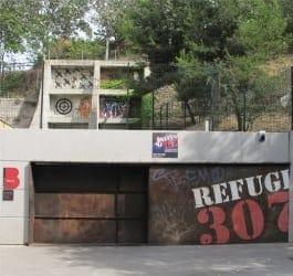 Museu d'Història de Barcelona - Refugi 307