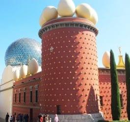 Teatre Museu Dalí de Figueres
