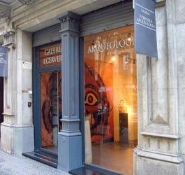 Galeria F.Cervera Arqueología