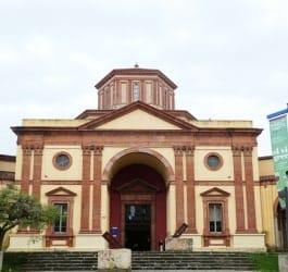 Museu d'Arqueologia de Catalunya, Sede de Barcelona