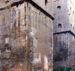 Muralla de Mar. Servei d'Arqueologia de Barcelona