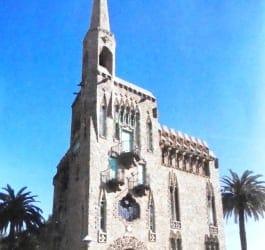 Torre Bellesguard - Gaudí