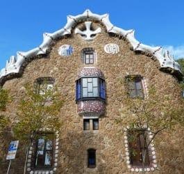Museu d'Història de Barcelona - Casa del Guarda del Park Güell