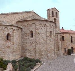 Santa Cecília de Montserrat Espai d'Art Sean Scully