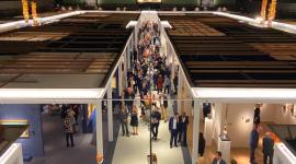 Foto La Galeria Mayoral  en TEFAF New York nos envía una imagen donde se ve DUAT BY ANTONI TÀPIES