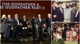 Foto El legendario reparto de 'El Padrino' se vuelve a reunir 45 años después del estreno
