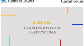 Foto Fundación la Caixa       CaixaForum  presenta la nueva temporada.