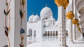 Foto Major exhibition on the Hajj planned for Abu Dhabi this autumn Show exploring annual pilgrimage to Mecca due to be held at Sheikh Zayed Grand Mosque