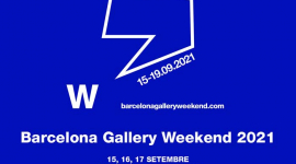 Foto BARCELONA GALLERY WEEKEND 2021