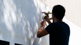 Foto La Fundación Contorno Urbano ha realizado un nuevo mural en Barcelona