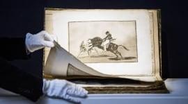 Foto Los 33 grabados de Goya de 'La Tauromaquia' se subastan por 601.171 euros