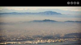 Foto Olga Subirós: L'aire és just on es donen les grans crisis actuals