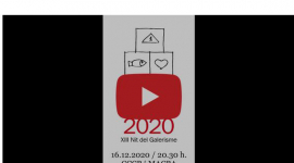 Foto PREMIS GAC 2020 - XIII NIT DEL GALERISME