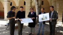 Foto Manresa invertirá más de 600.000 euros en construir los nuevos accesos al Museu Comarcal