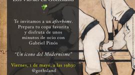 """Foto GALERIA D'ART GOTHSLAND: LOS VIERNES OS INVITA A UN """"AFTERHOME"""". PREPARA TU COPA FAVORITA!"""