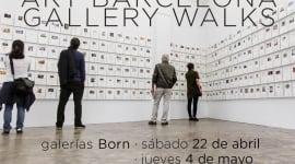 Foto  Visita guiada por las galerías de arte contemporáneo