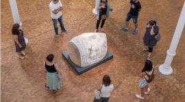 Foto Fundació Antoni Tàpies. Activitat / Aproximacions