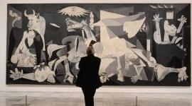 """Foto El Parlamento Vasco pide el traslado a Euskadi del """"Guernica"""" de Picasso"""