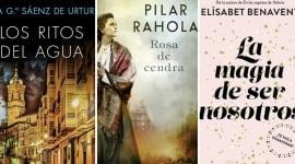 Foto Los libros que arrasarán este Sant Jordi