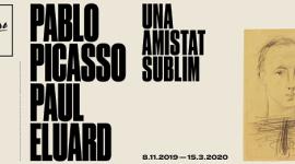 Foto Exposición PABLO PICASSO , PAUL ELUARD - UNA AMISTAT SUBLIM fINS EL DIA 15/03/2020