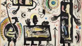 Foto El dibujo es la raiz del arte. La Galería Artur Ramon Art comunica  que con este título denomina una serie de exposiciones que realizan en la galería.