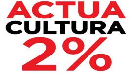 Foto ACTUA CULTURA 2% ENS COMUNICA LA SEVA SESSIÓ INFORMATIVA SOBRE LA INICIATIVA actua cultura 2% organitzada per l'Àmbit d'Arts Visuals.