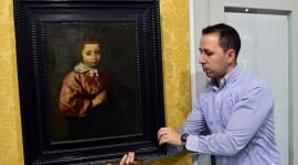 Foto El Gobierno renuncia a comprar en subasta un cuadro atribuido a Velázquez
